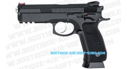 Réplique airsoft CZ SP-01 Shadow full metal GBB