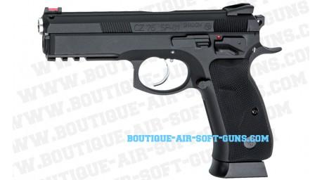 Réplique airsoft CZ SP-01 Shadow full metal GBB