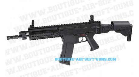 Réplique fusil d'assaut CZ805 AEG BREN A2 noir - calibre 6mm bbs