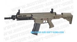 Réplique fusil d'assaut CZ805 AEG BREN A2 Desert - calibre 6mm bbs