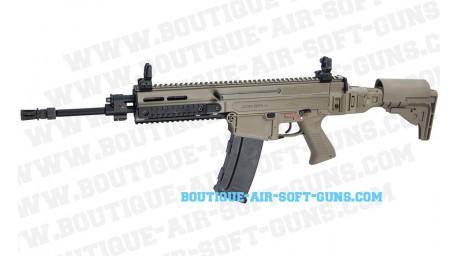 Réplique fusil AEG Proline CZ805 BREN A1 desert - calibre 6mm