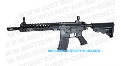 Fusil airsoft AEG SLV Armalite light Tactical M15 noir cal 6mm bbs