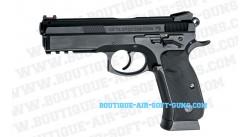 Pistolet airsoft spring CZ SP-01 Shadow noir - 0.4 joule