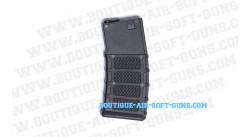 Chargeur airsoft pour réplique fusil M15 noir - 300 billes