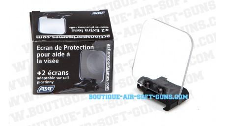 Viseur écran de protection pour répliques airsoft