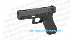 Réplique GBB Pistolet airsoft G18C Gen 4 - calibre 6mm