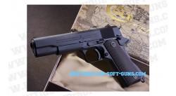 Pistolet Colt 1911 CO2 à billes 6mm édition full acier Inokatsu