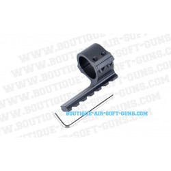 Rail de montage Top rail pour lunette 30mm de diamètre