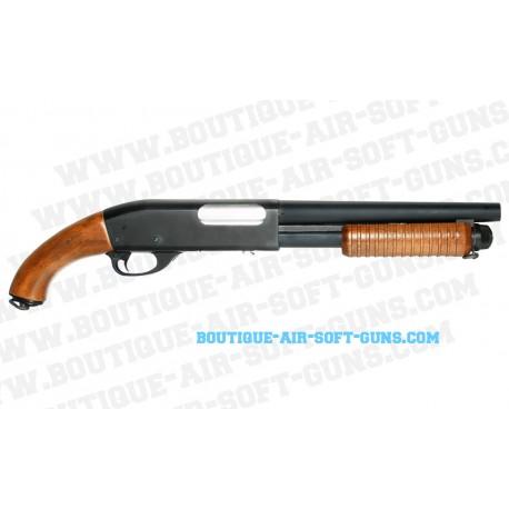 Fusil à pompe short réplique longue airsoft ST87 spring