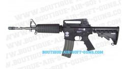 M15A4 electrique AEG 360FPS arme + BATTERIE + CHARGEUR 220 Volts + billes