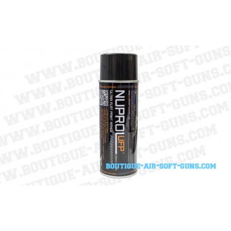 Bombe de peinture spray Nuprol UFP couleur noire