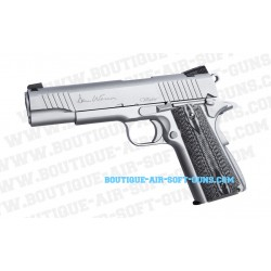 Airgun airsoft pistolet CO2 Dan Wesson Valor silver - 1.2 joules