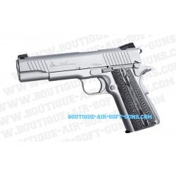 Airgun airsoft pistolet CO2 Dan Wesson Valor silver - 1.2 joules