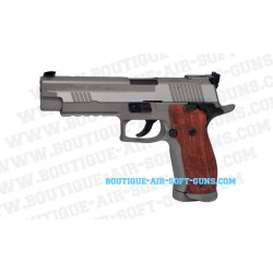 Pistolet airsoft Sig Sauer X-five Hairline CO2