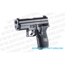 Réplique pistolet airsoft Sig P229 KJ Works KP-02 full metal GBB 1.5J