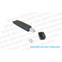 Chargeur airsoft pour réplique WE 4.3 Hi-capa CO2 - cal 6mm bbs