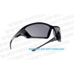 Lunettes de protection Bollé SWAT avec verres fumés noirs balistiques
