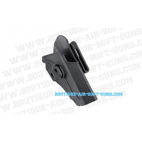 Holster rigide rotatif Cytac pour réplique pistolet Sig Sauer P220, P225, P226, P228, P229