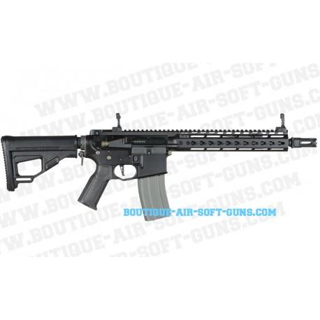 Réplique AEG fusil assaut airsoft M4 KM10 Keymod - calibre 6mm 1J