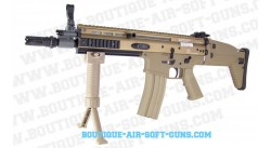 FN Herstal Scar CQC TAN AEG électrique (424Fps)