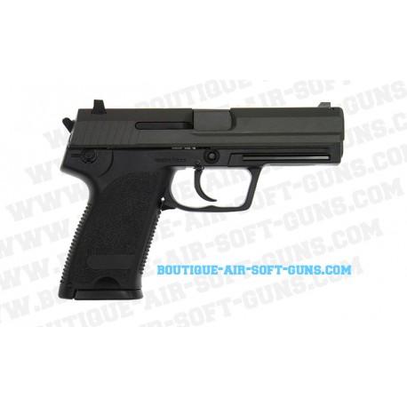 Réplique airsoft GBB pistolet KJW USP P8 tactique - calibre 6mm