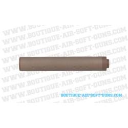 Silencieux M8 190 mm Tan