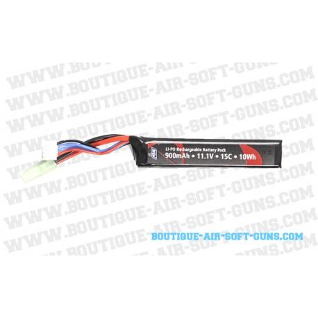 Batterie Li-po 15C 900 mAh 11.1V de 10Wh