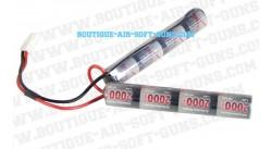 Batterie 9.6 V / 2000 mAh - type mini