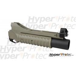Lanceur de grenade M203 Tan Court de S&T
