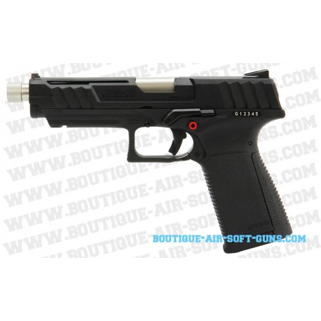 Pistolet à gaz Airsoft G&G GTP9 Blowback