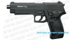 Pistolet CZ 99 Zastava airsoft electrique full auto