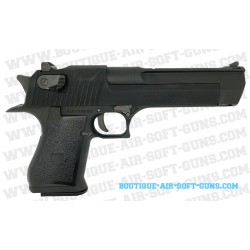 Desert Eagle 50 AE -Semi auto Réplique airsoft au co2