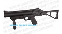 Lance-Grenade GL06 launcher S-Thunder Gaz crosse pliante