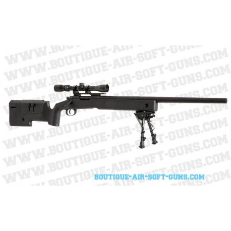 Sniper M40 Specan replica Spring avec lunette 3-9 x 40