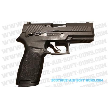 Pistolet AEG P320Gbb noir