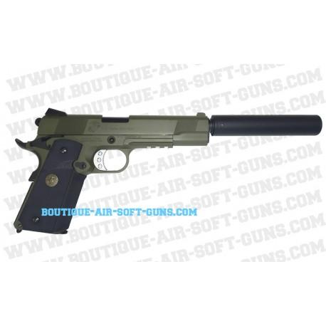 Pistolet 1911 MEU JUNGLE COMBAT Socom Gear