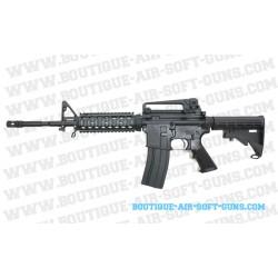 Réplique airsoft GBBR fusil Colt M4 RIS blowback S&T