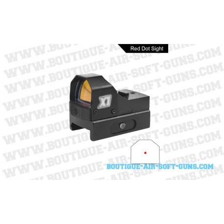 Viseur Red dot compact RMR tactique X1