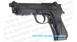 Pistolet Beretta 90 two noir spring chargeur 15 billes