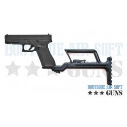 Crosse télescopique pour pistolet glock