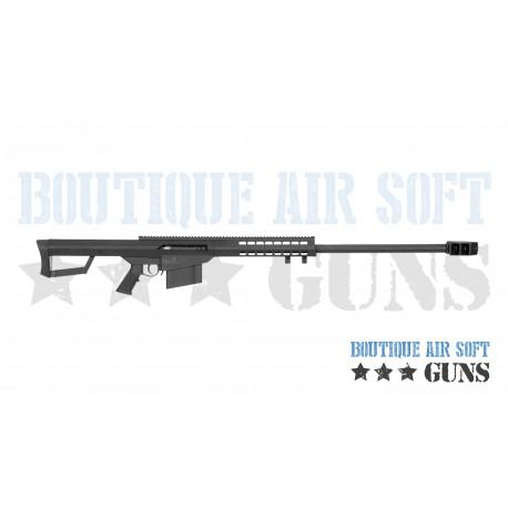 Réplique airsoft fusil sniper G31C Barrett M82 - calibre 6mm bbs