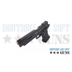 Jag Precision x Taran Tactical International Licensed JW3 Combat Master Gas Blowback Pistol