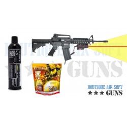 Pack Noël Colt M4 GBBR airsoft S&T
