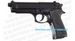 Réplique Beretta M92FS noir spring