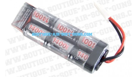Batterie 8.4 V / 1400 mAh - type mini