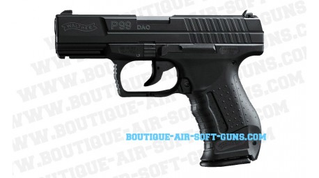 Walther P99 DAO réplique airsoft  co2
