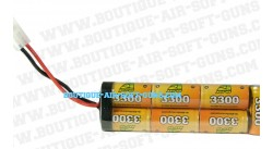 battery pack 3300mAh 8.4V