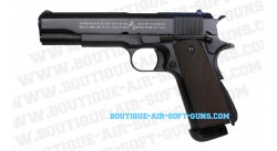 Colt M1911 A1 - airsoft à CO2 culasse mobile full métal