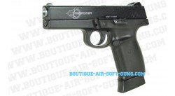 Fire Power Pistol .40 (alias Sigma 40F) CO2 - 382 fps blowback
