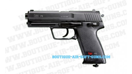 Pistolet airsoft CO2 HK P8